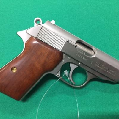 WALTHER PPK INOX € 490,00
