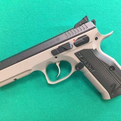 CZ SHADOW 2 URBAN GRY