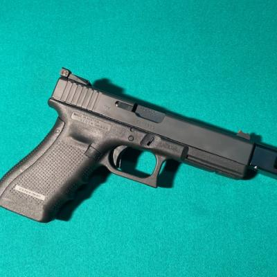 GLOCK 17 FTO FULL OPTIONAL